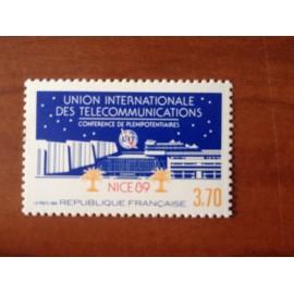 France Yvert Num 2589 ** UIT  1989