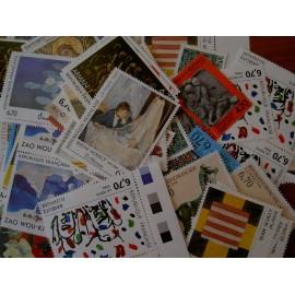 Sous Faciale100 timbres à 6,70francssoit 102,14 euro