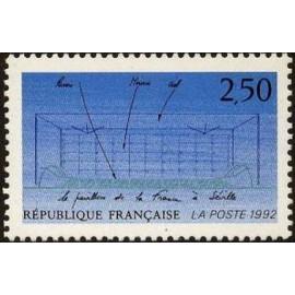 France Yvert Num 2736 **   1992