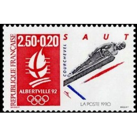 France Yvert Num 2738 ** JO 1992  1992