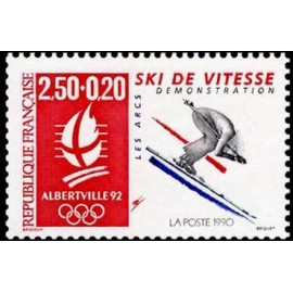 France Yvert Num 2739 ** JO 1992  1992