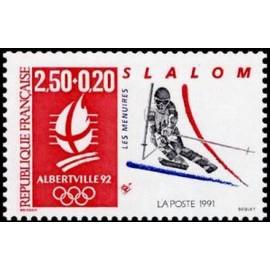 France Yvert Num 2740 ** JO 1992  1992
