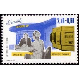 France Yvert Num 2743 ** JDT  1992