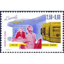 France Yvert Num 2744 ** JDT Carnet  1992