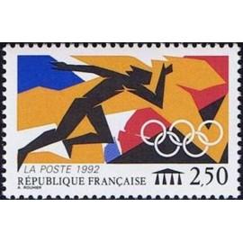 France Yvert Num 2745 ** JO 1992 Barcelonne  1992