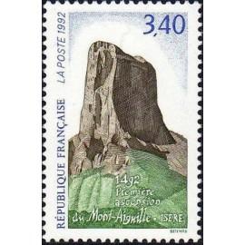 France Yvert Num 2762 ** Isere Montagne  1992