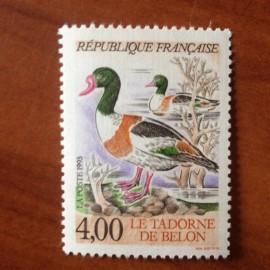 France Yvert Num 2787 ** Canards  1993