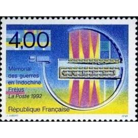 France Yvert Num 2791 ** Indochine  1993