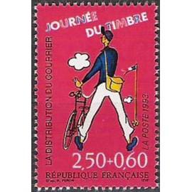 France Yvert Num 2792 ** JDT  1993