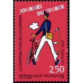 France Yvert Num 2793 ** JDT  1993