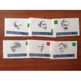 France Yvert Num 2799-2804 **   1993