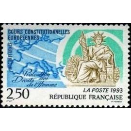 France Yvert Num 2808 **   1993