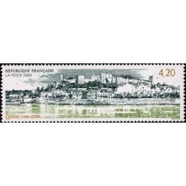 France Yvert Num 2817 ** Chinon  1993