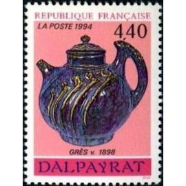 France Yvert Num 2857 ** Dalpayrat  1994