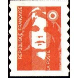 France Yvert Num 2874 ** sans val adhesif  1994