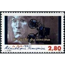 France Yvert Num 2919 ** Cinema  1995