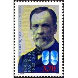 France Yvert Num 2925 ** Louis Pasteur  1995