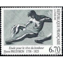 France Yvert Num 2927 ** Tableau Piere Prud'hon  1995