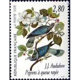 France Yvert Num 2930 ** Audubon  1995