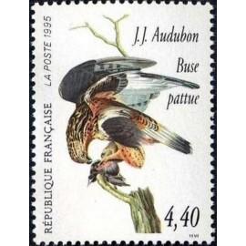 France Yvert Num 2932 ** Audubon  1995