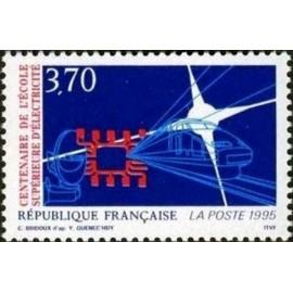 France Yvert Num 2937 ** Electricité  1995