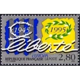France Yvert Num 2941 ** Europa   1995