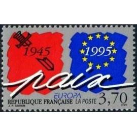 France Yvert Num 2942 ** Europa   1995