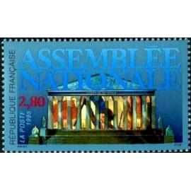 France Yvert Num 2945 ** Assemble nationale  1995
