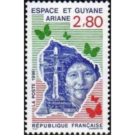 France Yvert Num 2948 ** Arianne  1995