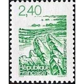 France Yvert Num 2949 ** Bretagne  1995