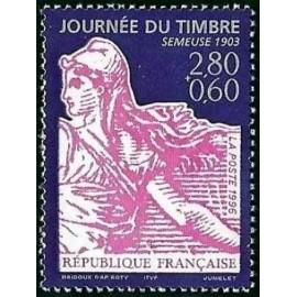 France Yvert Num 2990 ** Semeuse  1996