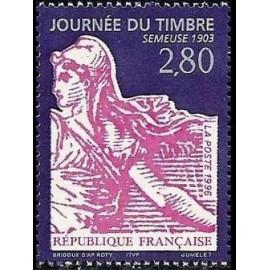 France Yvert Num 2991 ** semeuse 2,80  1996