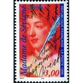 France Yvert Num 3000A ** Mdm de Sevigné  1996