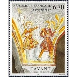 France Yvert Num 3049 ** Tableau Tavant  1997
