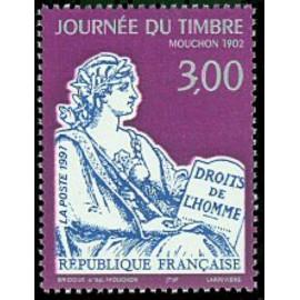 France Yvert Num 3052 ** Mouchon  1997