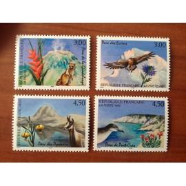 France Yvert Num 3054-3057 **   1997