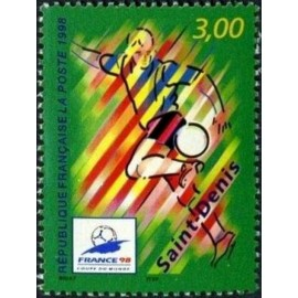 France Yvert Num 3131 ** Coupe du Monde 98 Saint Denis 1998