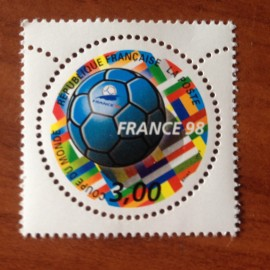 France Yvert Num 3139 ** Coupe du Monde 98  1998
