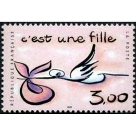 France Yvert Num 3231 ** Fille  1999