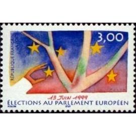 France Yvert Num 3237 ** Folon  1999