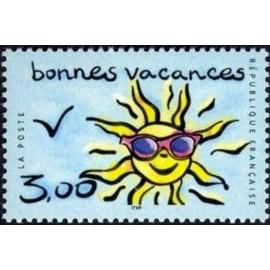 France Yvert Num 3241 ** Soleil  1999
