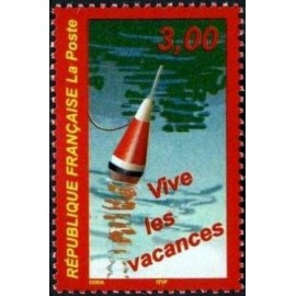 France Yvert Num 3243 ** Pêche  1999
