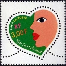 France Yvert Num 3296 ** YSL  2000