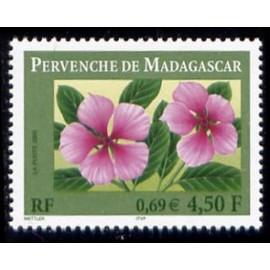 France Yvert Num 3306 ** Flore Madagascar en 2000