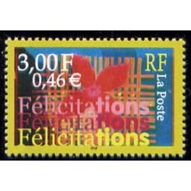 France Yvert Num 3308 **  en 2000