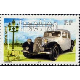 France Yvert Num 3318 ** Citroen en 2000