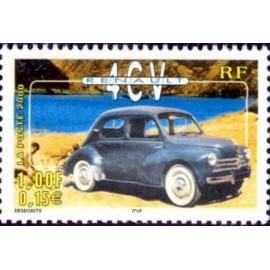 France Yvert Num 3319 ** Renault en 2000