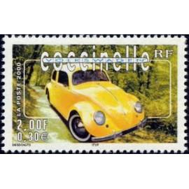 France Yvert Num 3322 ** WW Coccinelle en 2000