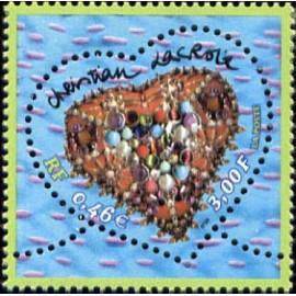 France Yvert Num 3368 ** C Lacroix en 2001