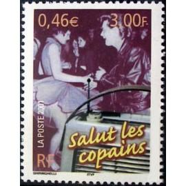 France Yvert Num 3375 ** radio en 2001